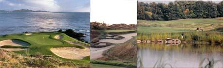 Golf Vacation banner