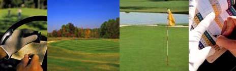A golf handicap makes it fair play!